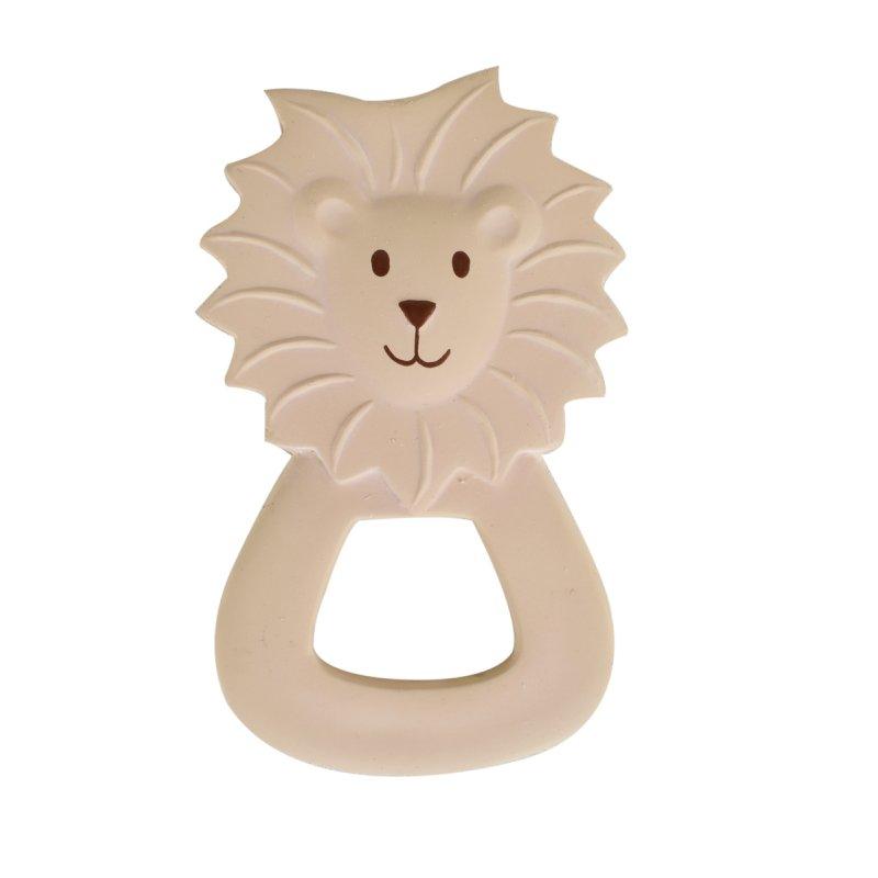 Anneau de dentition Lion caoutchouc naturel