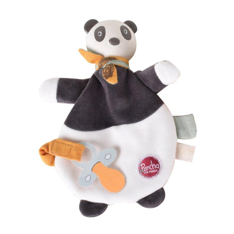 Doudou Panda Bio