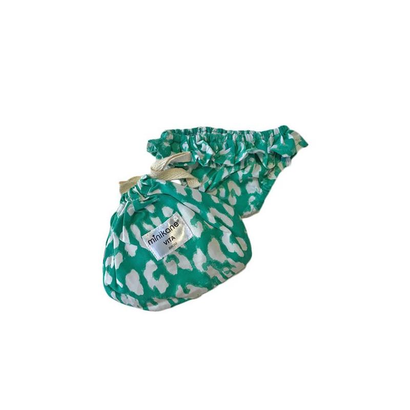 Bikini vert léopard pour poupée Paola Reina