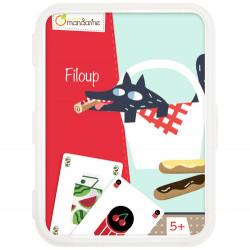 jeu de cartes, Filoup-detail