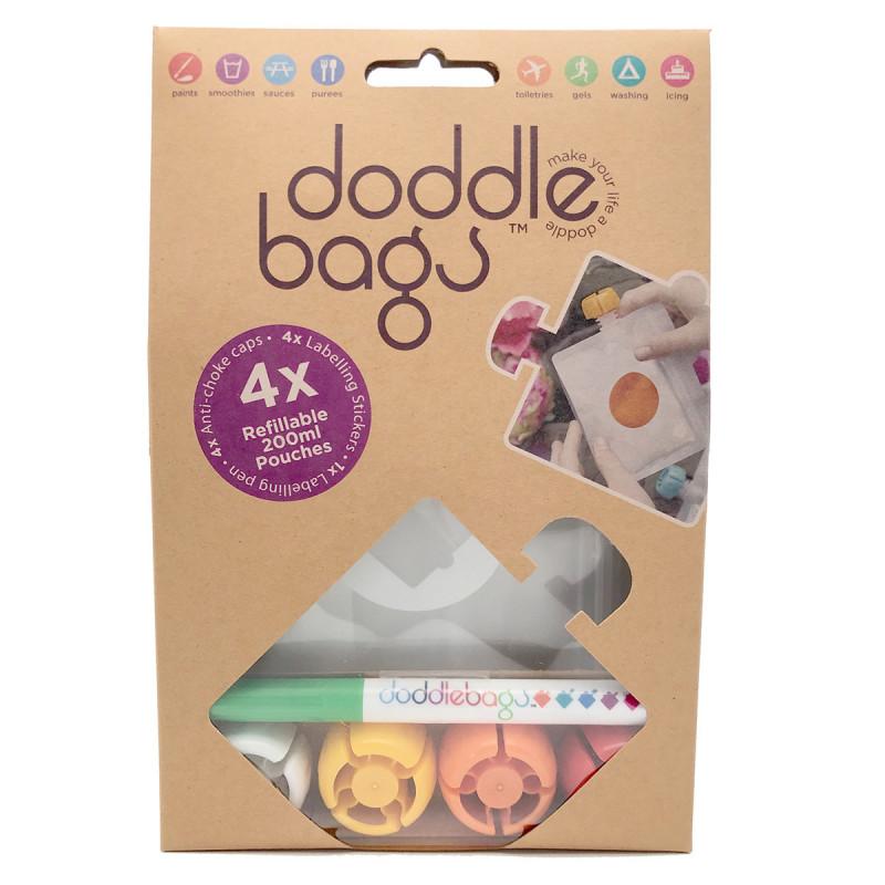 Gourde réutilisable Doddle bags