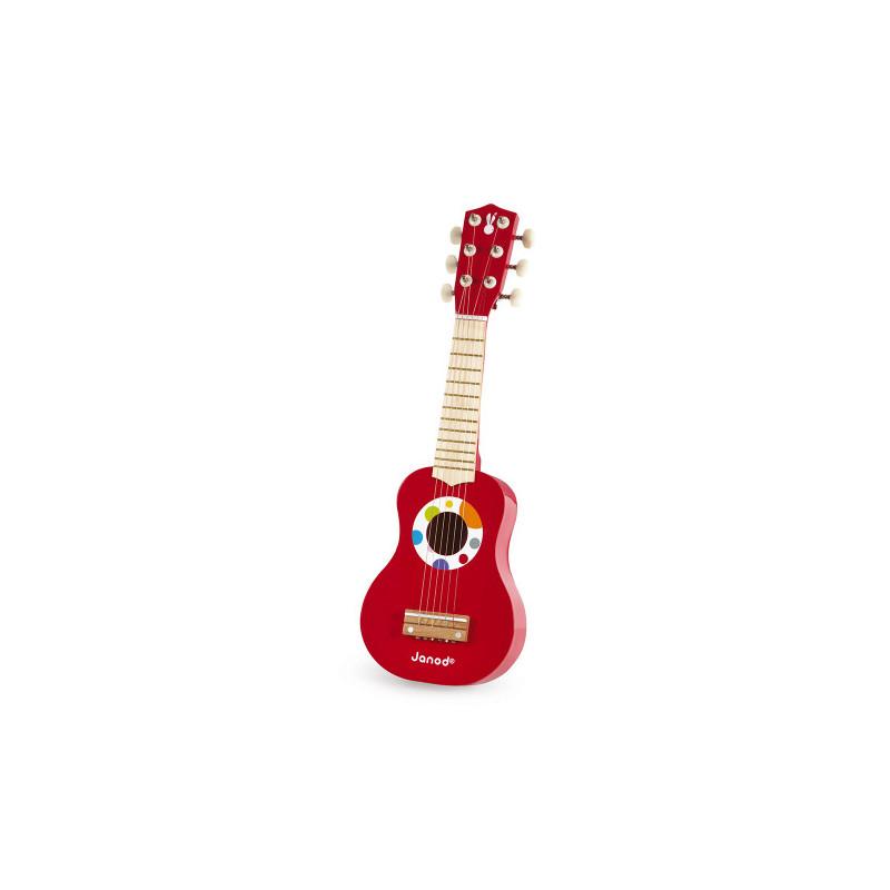 Guitare en bois pour enfant