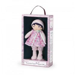 Ma première poupée en tissu fleur de la marque Kaloo-detail