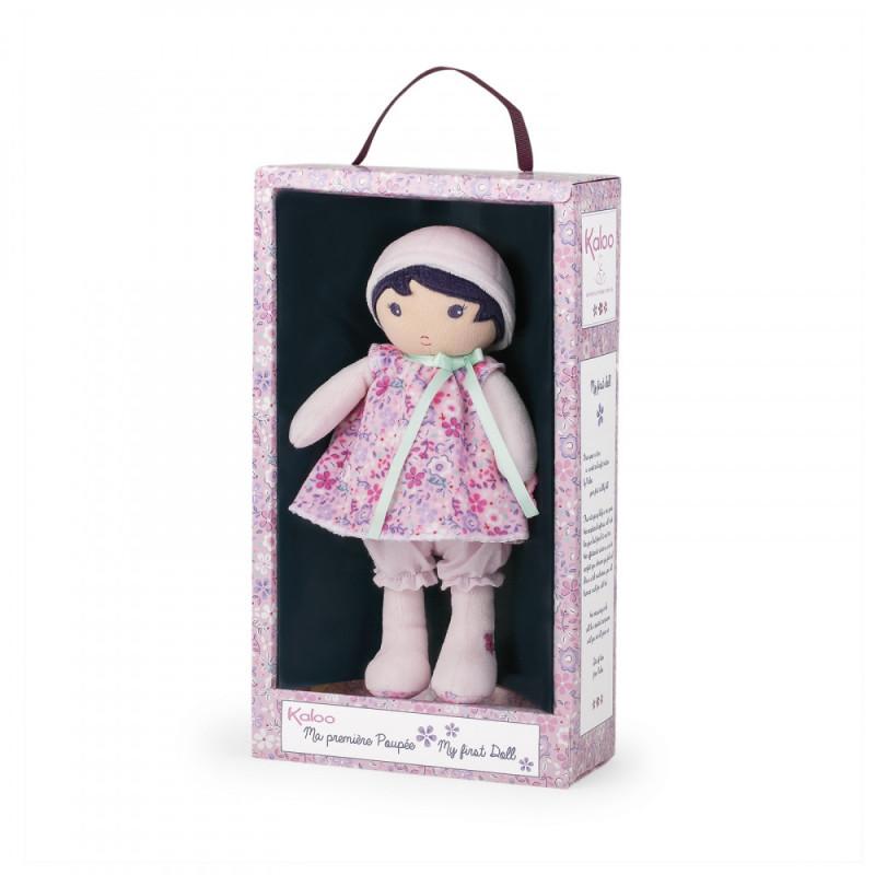 Ma première poupée en tissu fleur de la marque Kaloo