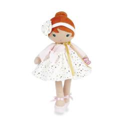 Ma première poupée en tissu Valentine de la marque Kaloo-detail