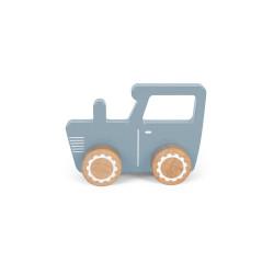 Tracteur en bois de la marque Little Dutch-detail