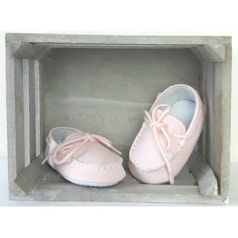 Chaussures bébé fille style mocassins